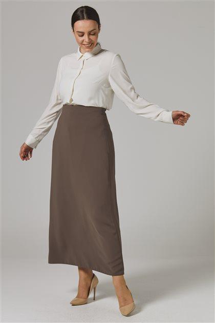 Skirt-Brown 778-08