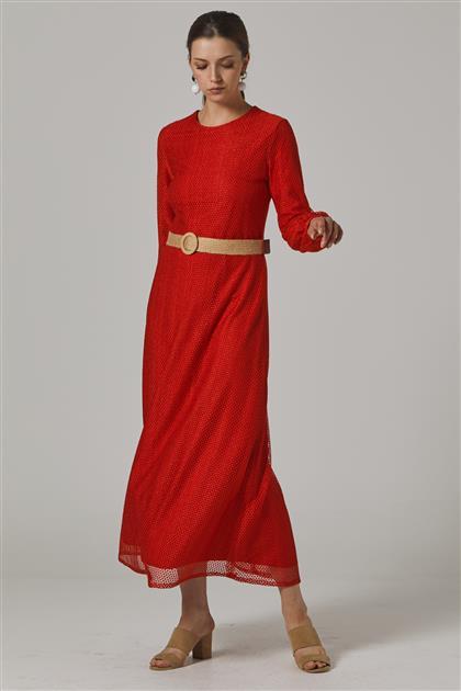 فستان-أحمر KY-B20-83006-19