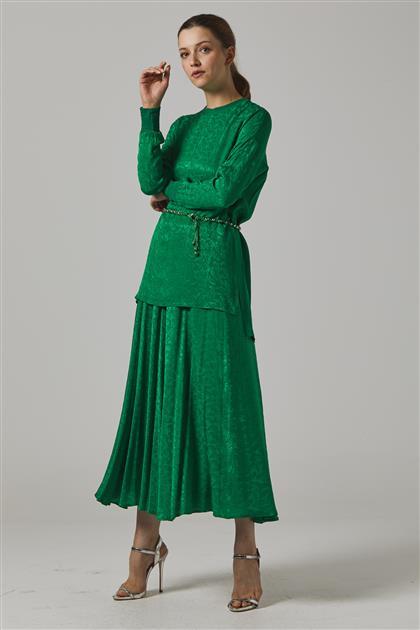 Suit-Green KA-B20-16011-25