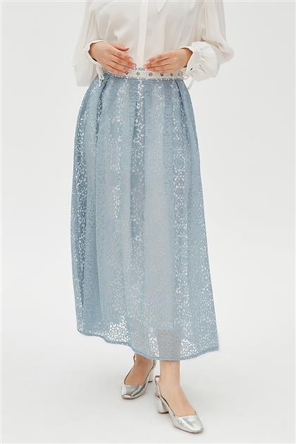 Skirt-Blue KA-B20-12080-09