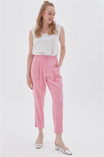 Pants-Pink KA-B20-19185-17