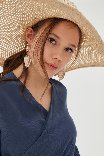 Dress-Indigo KA-B20-22004-39