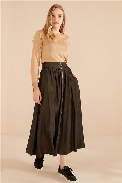 Skirt-Smoked KA-B20-12041-48