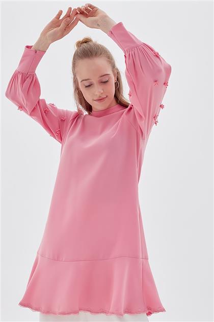 Tunic-Pink KA-B20-21134-17
