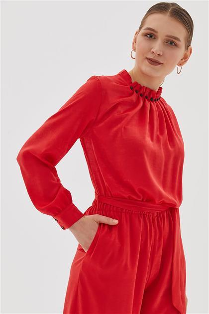 Dress-Red KA-B20-22005-19