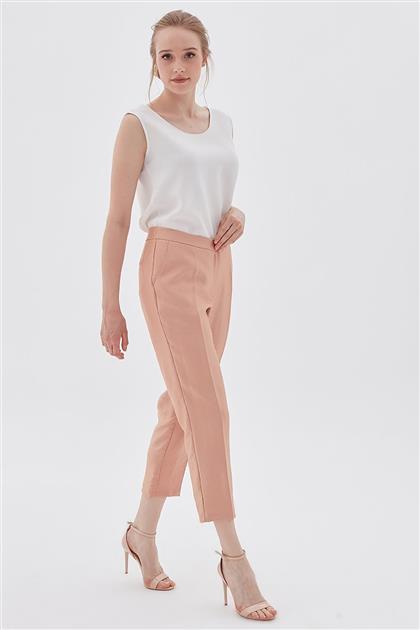 Pants-Light Pink KA-B20-19047-68