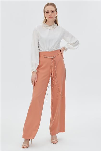 Pants-Light Pink KA-B20-19048-68