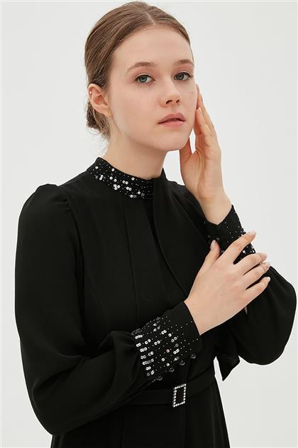 Dress-Black KA-B20-23032-12