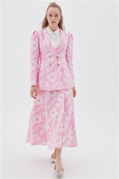Jacket-Pink KA-B20-13050-17
