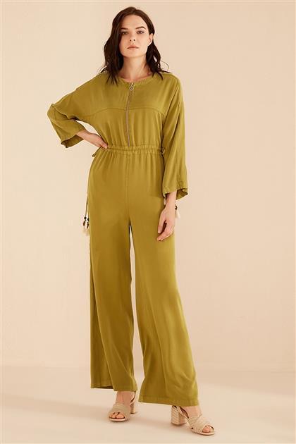 Elbise-Yeşil KA-B20-22002-25