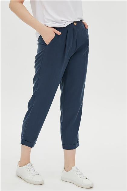 Pants-Navy Blue KA-B20-19151-11