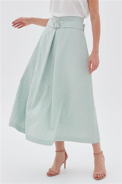 Skirt-Sea Green KA-B20-12064-86