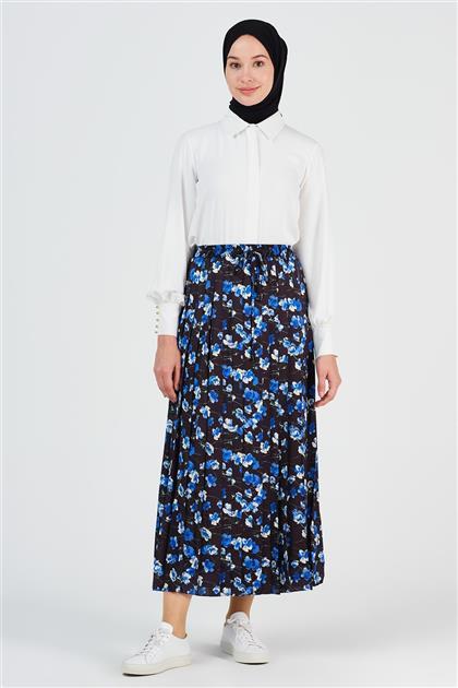 Armine Flower Skirt Black 20Y1932