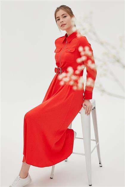 فستان-أحمر KA-B20-23040-19