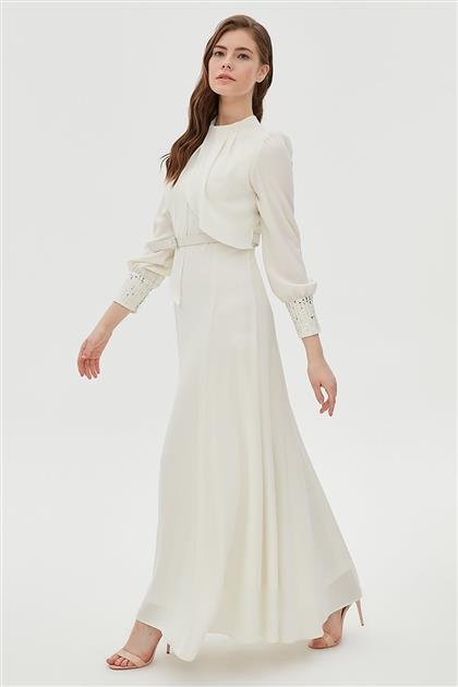 Dress-White KA-B20-23032-02