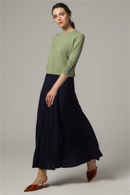 Skirt - Navy Blue UAD-0S2082-17