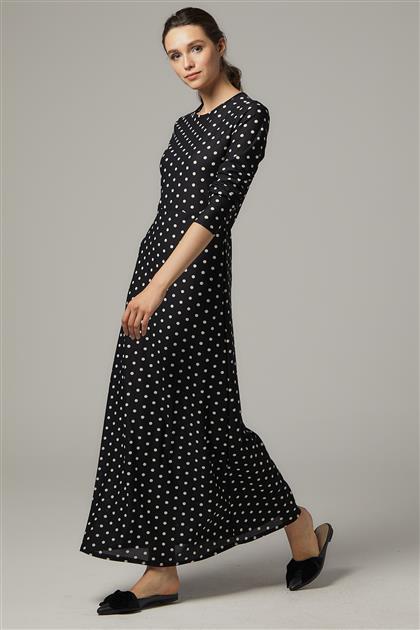 فستان-أسود UU-0S7075-01-155