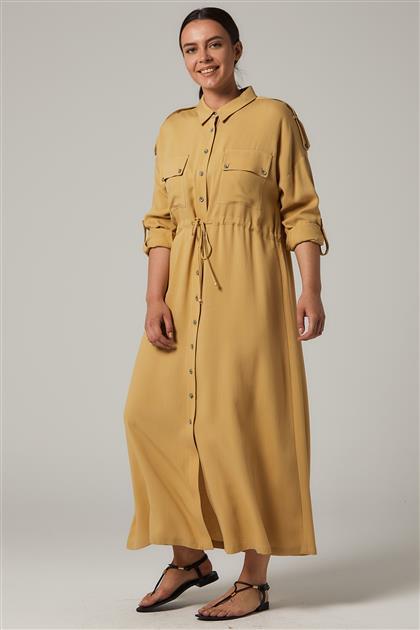 Dress-Saffron KA-B20-23012-81