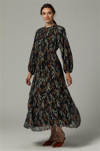 Elbise-Siyah 1736-01