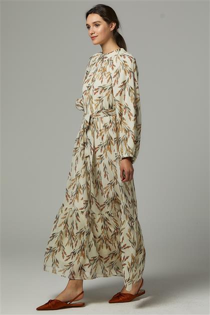 Elbise-Beyaz 1736-02