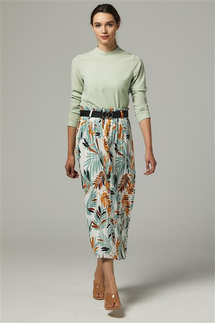 Skirt-Green MS255-25