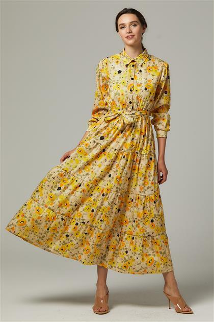 Dress-Yellow MS5162-03