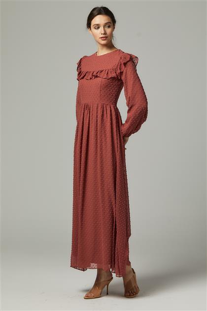 Dress-Rose 22252-108