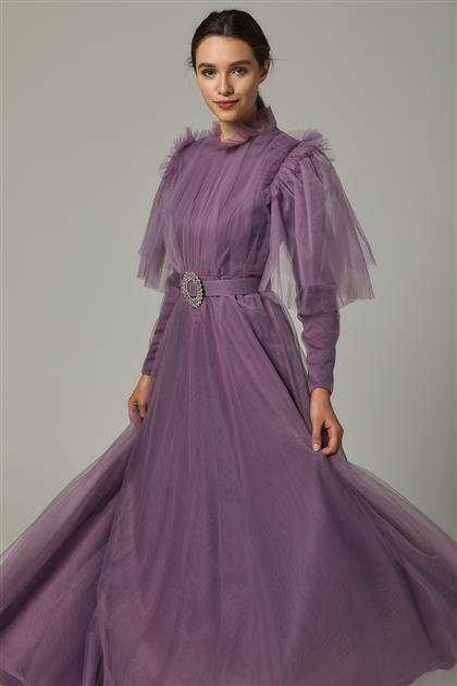Dress-Lilac 22226-49
