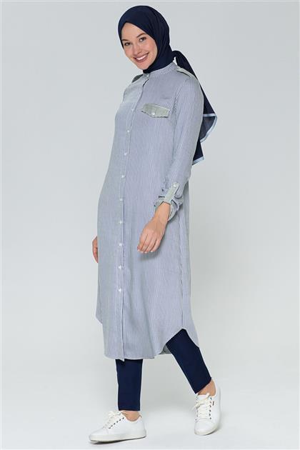 Armine Bilek Boy Pantolon Lacivert 9K2837