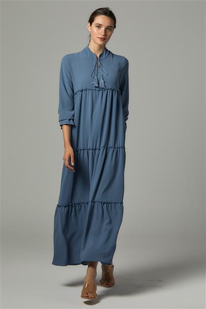 Dress-İndigo 2070F-83