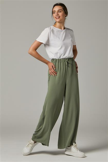 Pants-Green 4663-21