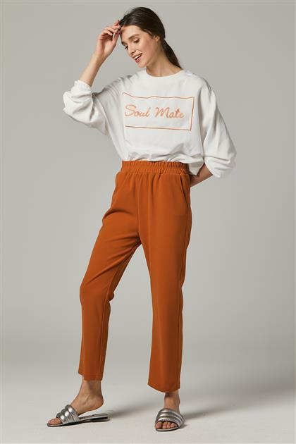 Pants-Camel MS269-06