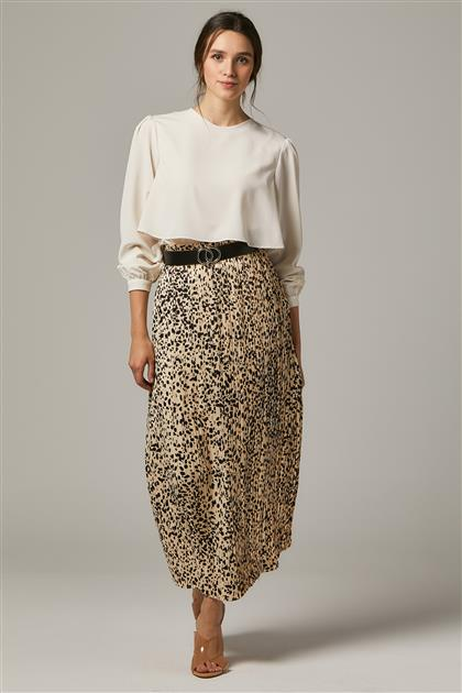 Skirt-Leopard MS255-118