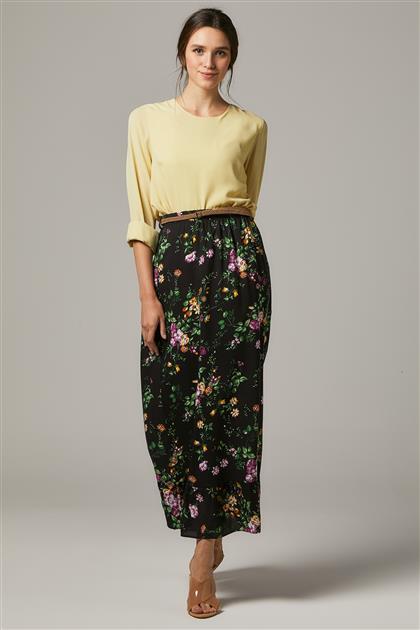 Skirt-Green 2664F-21
