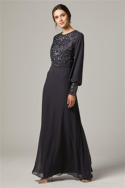 Evening Dress-Smoked 1312-79