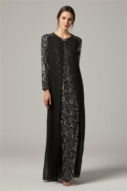 Evening Dress-Silver1315-06