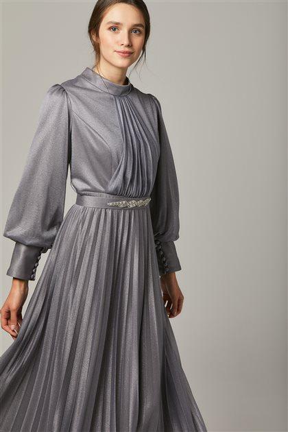 Evening Dress-Gray 1316-04