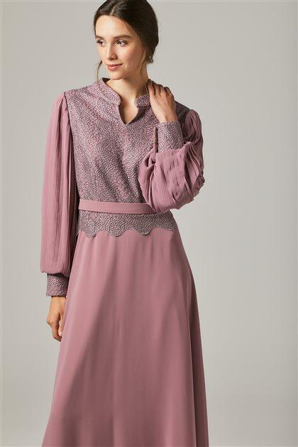 Evening Dress-Powder 1317-41