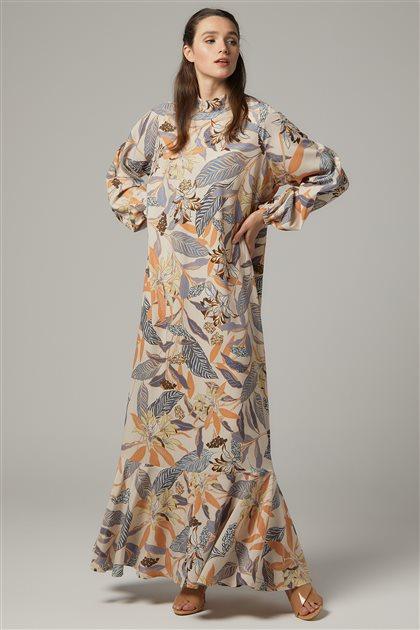 Elbise-Pudra 20Y1004-41
