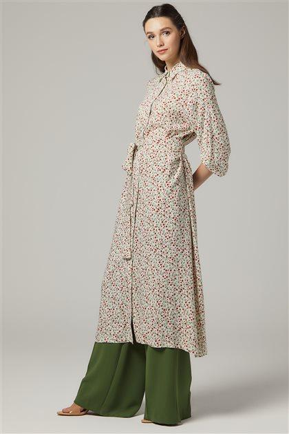 Elbise-Çiçekli 20Y1009-154