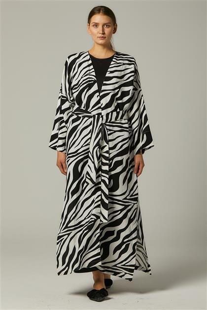 Kimono-Zebra 20Y4002-156