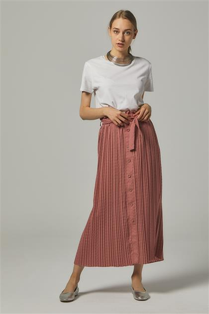 Skirt-Dried Rose MS272-38
