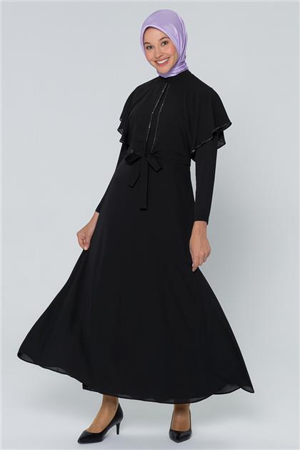 Armine Elbise Siyah 20Y912