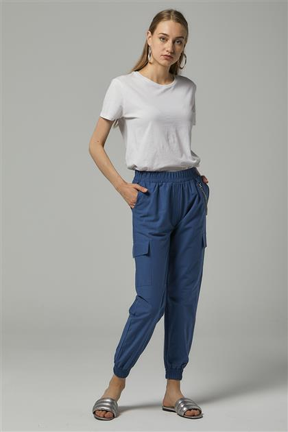 Pants-Blue UZ0039-09