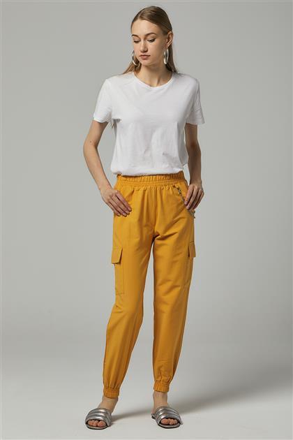 Pants-Yellow UZ0039-03
