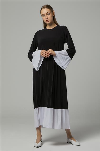 Elbise-Siyah UZ0032-12
