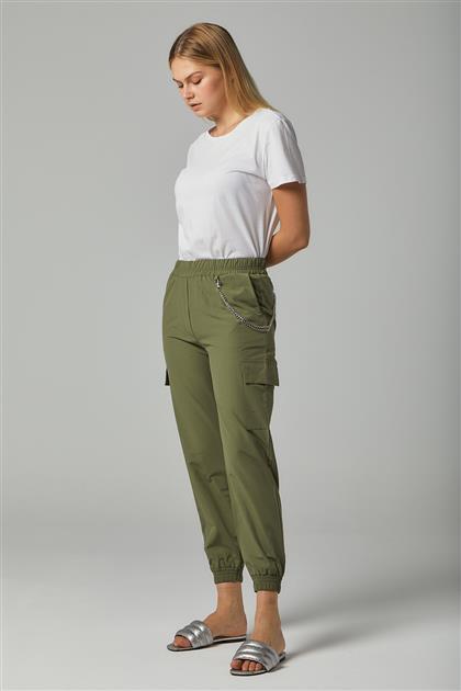Pants-Khaki UZ0039-21