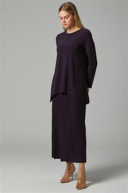 Suit -Plum UZ0082-29