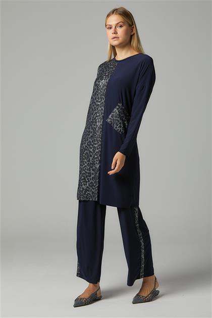 Suit -Navy Blue UZ0039-11