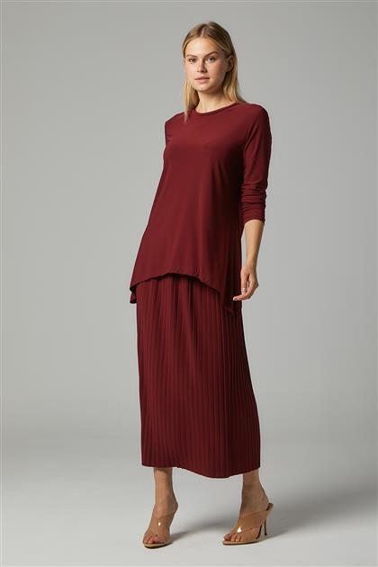 Suit -Claret Red UZ0082-26